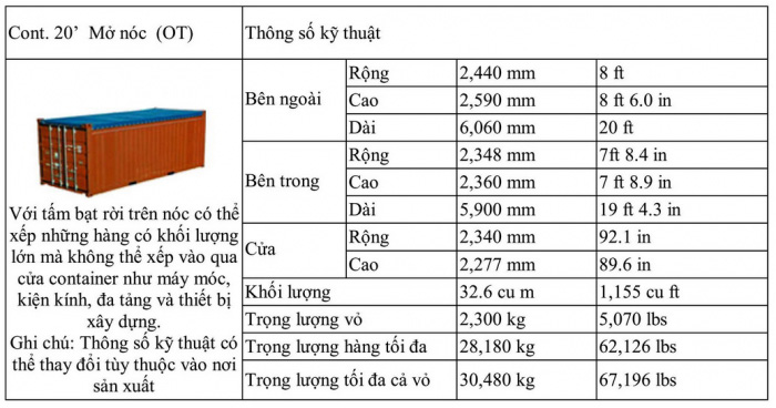 kich-thuoc-container-mo-noc-20-feet-truong-thinh