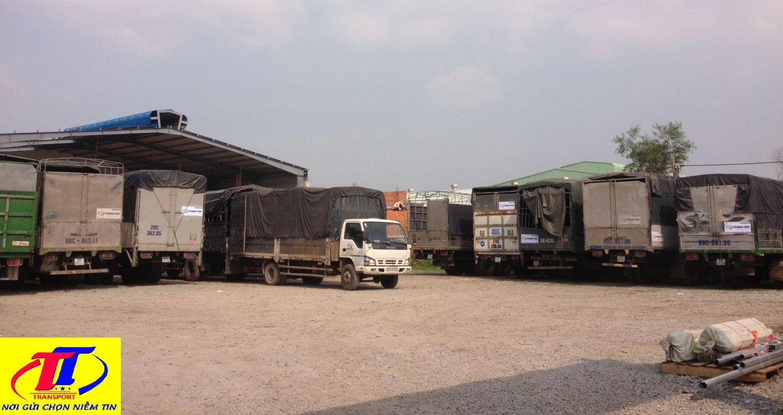 Chành xe đi Bắc Ninh