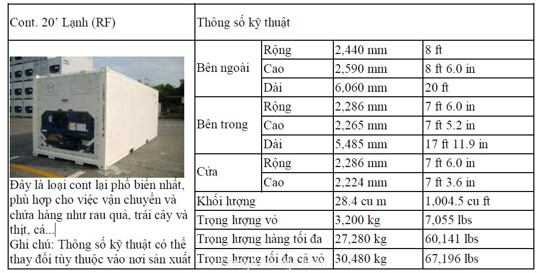 kich-thuoc-container-lanh-20-feet-truong-thinh