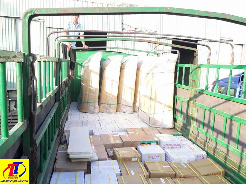 Chành xe đi Tiền Giang nhận vận chuyển các loại hàng hoá